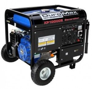 Duromax Power Generator 10 Kw Power Generators Power Tools Best Portable Generator Portable Generator Gas Generator