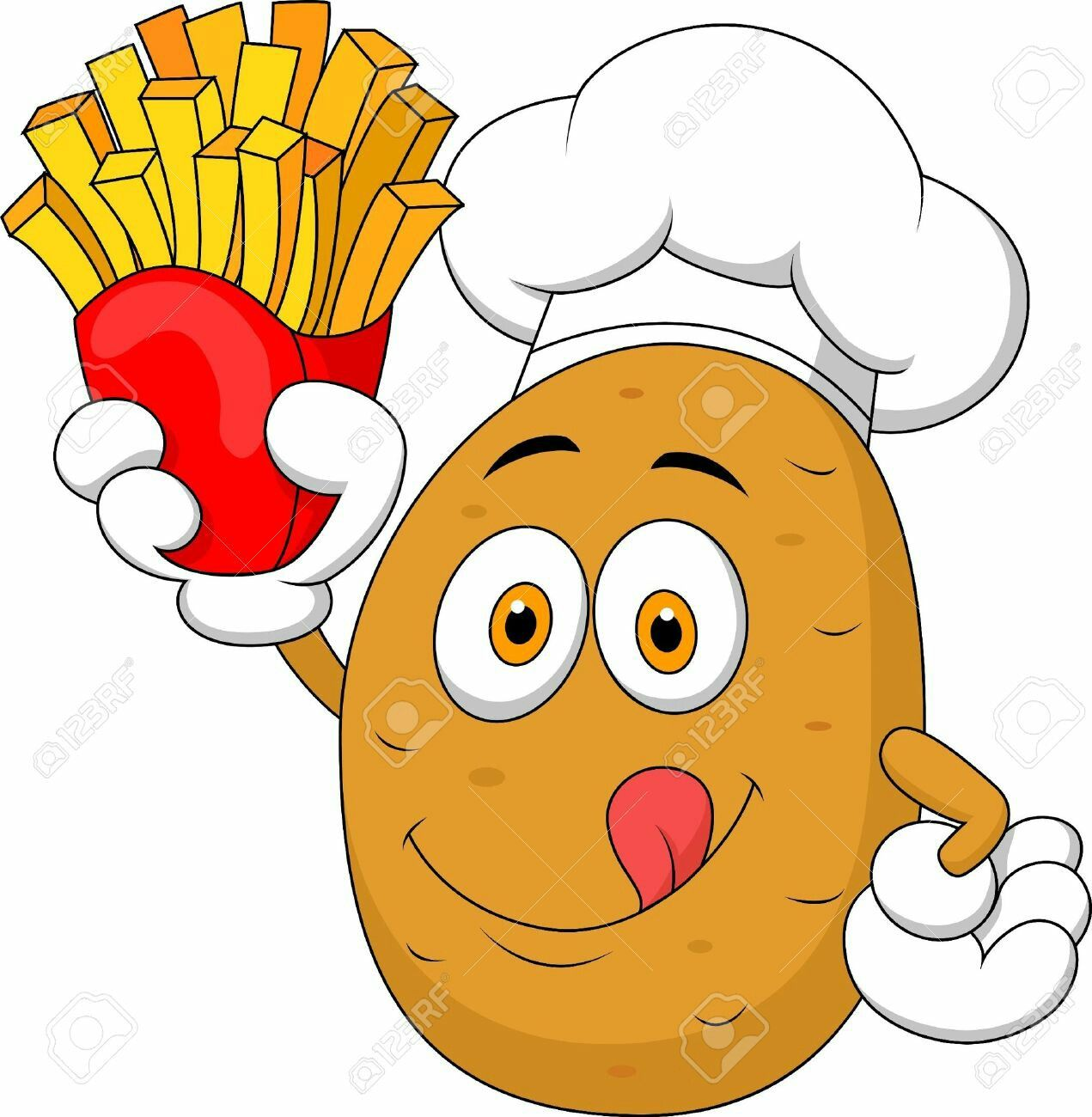 Pin By Margarita Aduviri Rojas On It S All About Emojis Emojis Everywhere French Fries Cartoon Chef Fruit Cartoon