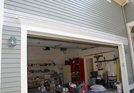 Vinyl Garage Door Trim And What You Need To Know Pinterest