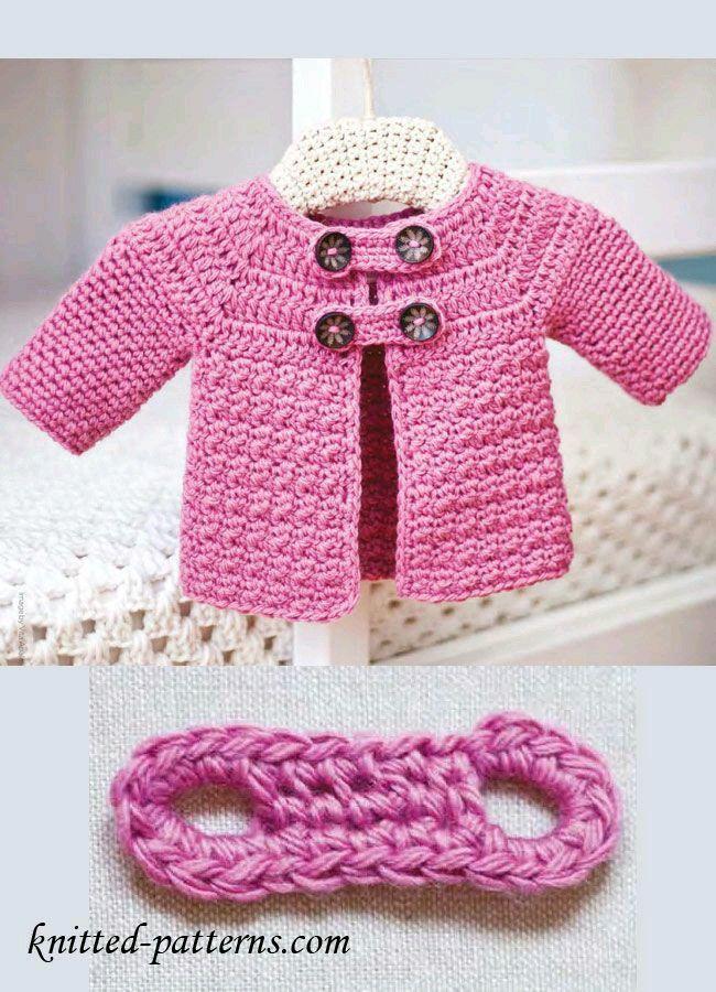 Pin By Sevim Sahin On Baby Cardigans Pinterest Crochet Babies