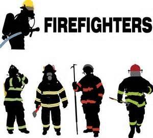 fireman silhouette clip art # 19