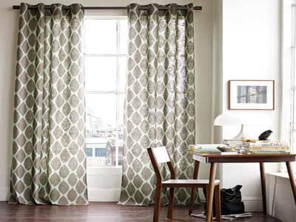 cool curtains for grey living room pertaining to Your own home Check ...