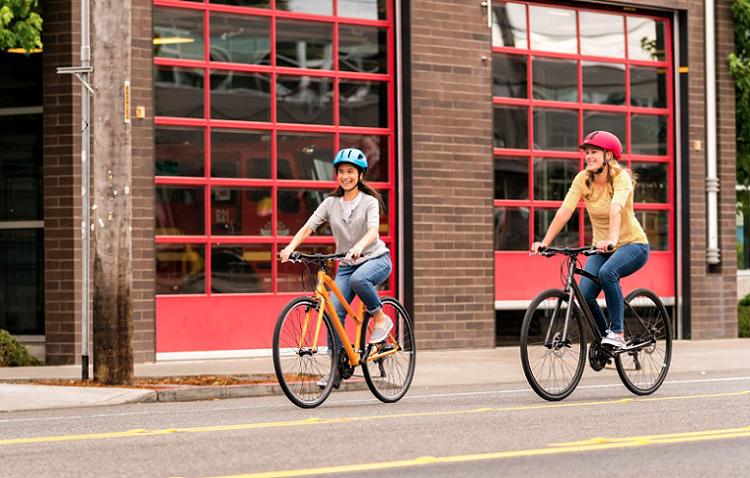 Raleigh Cadent 1 Urban Fitness Bike Review Biking Workout Urban