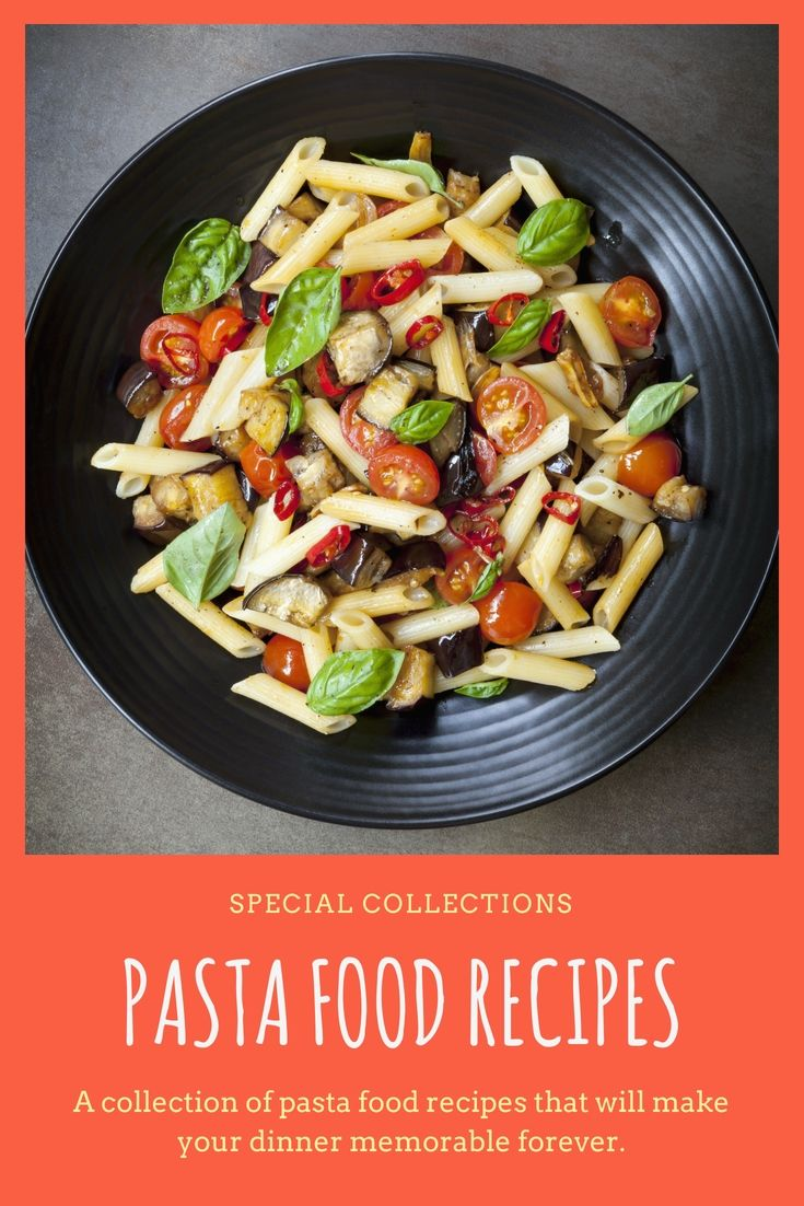 11 Healthy Pasta Recipes pictures