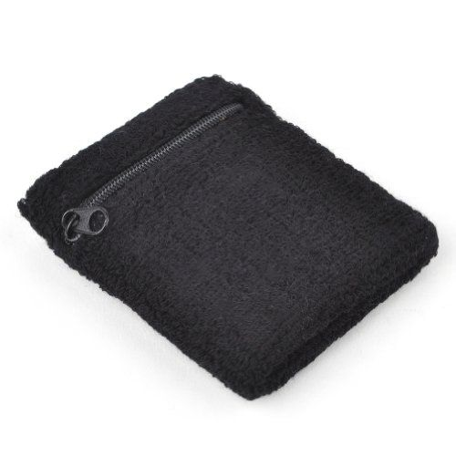 GOGO Thick Solid Color Wristband with Zipper / Wrist Wallet - Black GOGO,http://www.amazon.com/dp/B003KT33RA/ref=cm_sw_r_pi_dp_giewtb08A43QX3MM