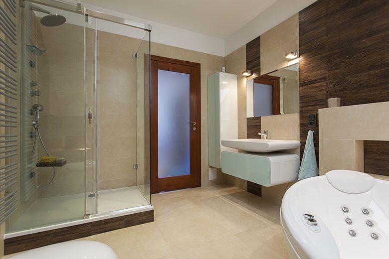 Badkamer voorbeelden inloopdouche | Badkamer | Pinterest - Badkamer ...