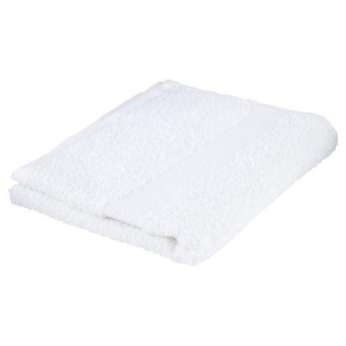Tesco Basics Hand Towel White Cheap Alternative To A Changing