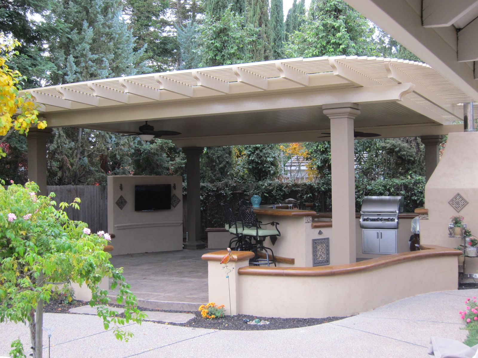 Charmant Amazing Free Standing Patio Cover Freestanding Patio Covers Sacramento Patio  Covers Home Decorating Ideas