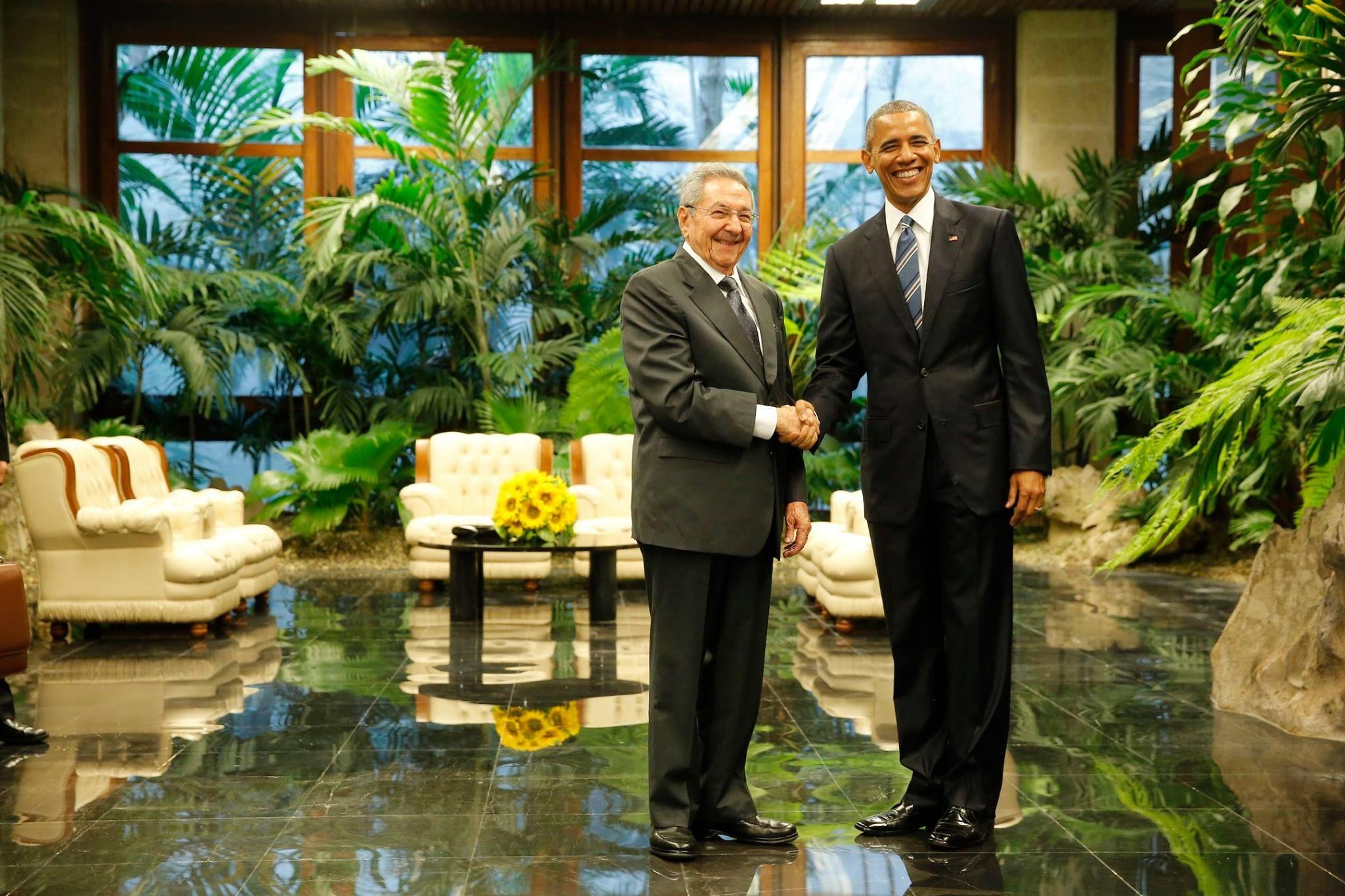 Tổng thống Mỹ gặp Chủ tịch Cuba trong chuyến thăm lịch sử - http://www.daikynguyenvn.com/the-gioi/tong-thong-my-gap-chu-tich-cuba-trong-chuyen-tham-lich-su.html