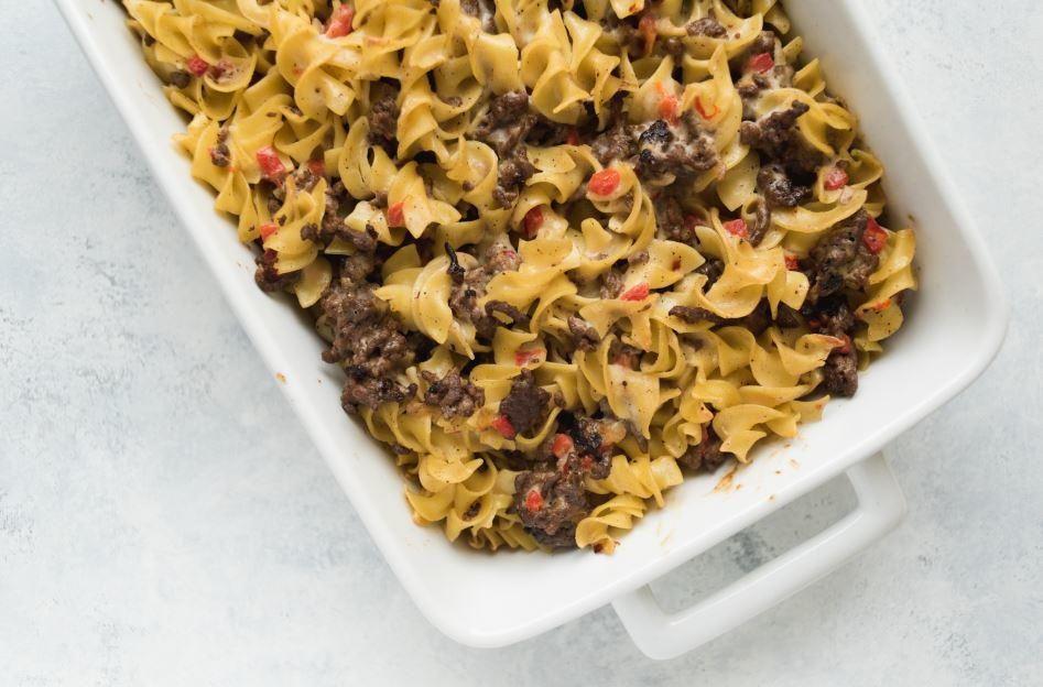 Dante S Favorite Beef Casserole Recipe Beef Casserole Ground Beef Casserole Beef And Noodles