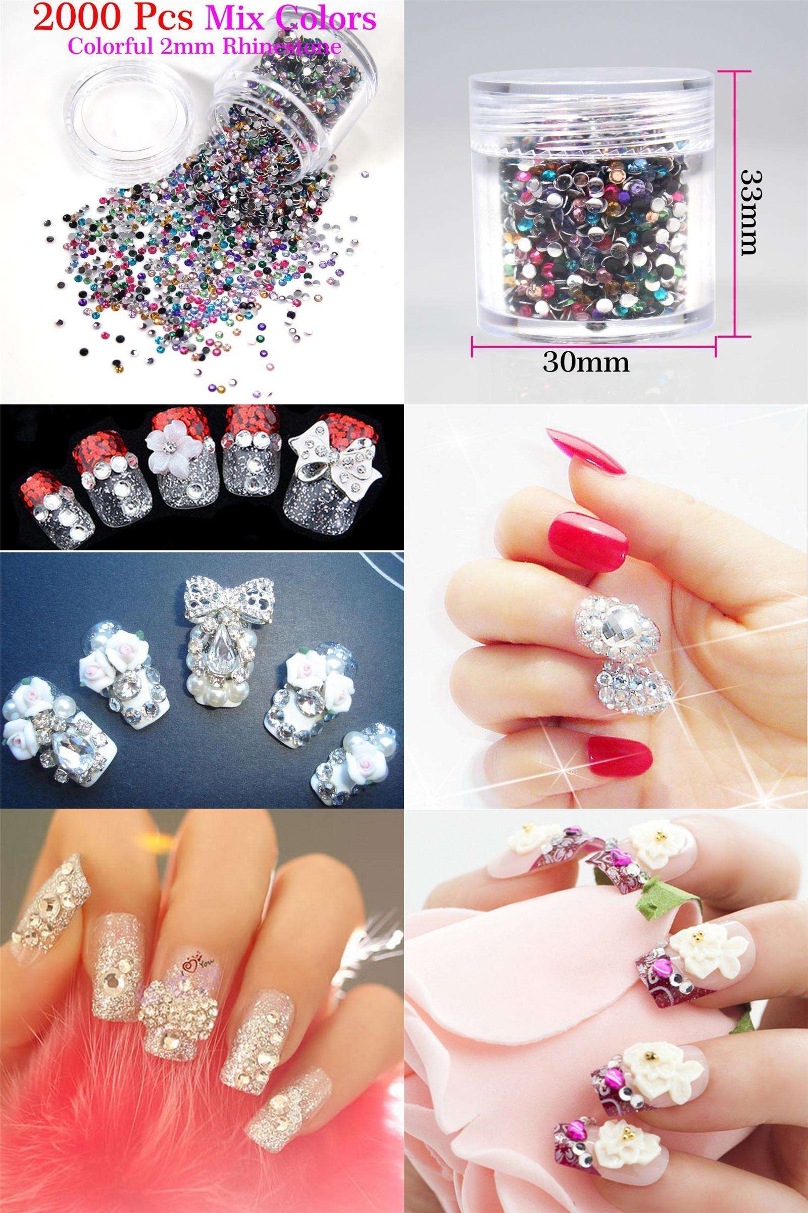 Visit to buy perfect summer nail art rhinestones nail art 2000 visit to buy perfect summer nail art rhinestones nail art 2000 pcs nail decoration prinsesfo Choice Image