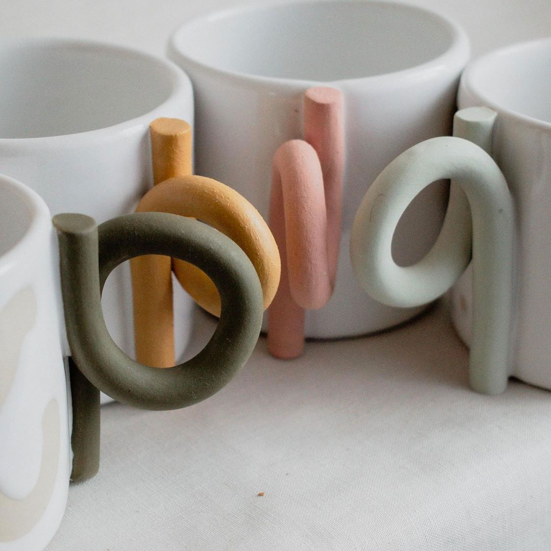 A few ceramic artists whose work I'm loving right now · Miss Moss