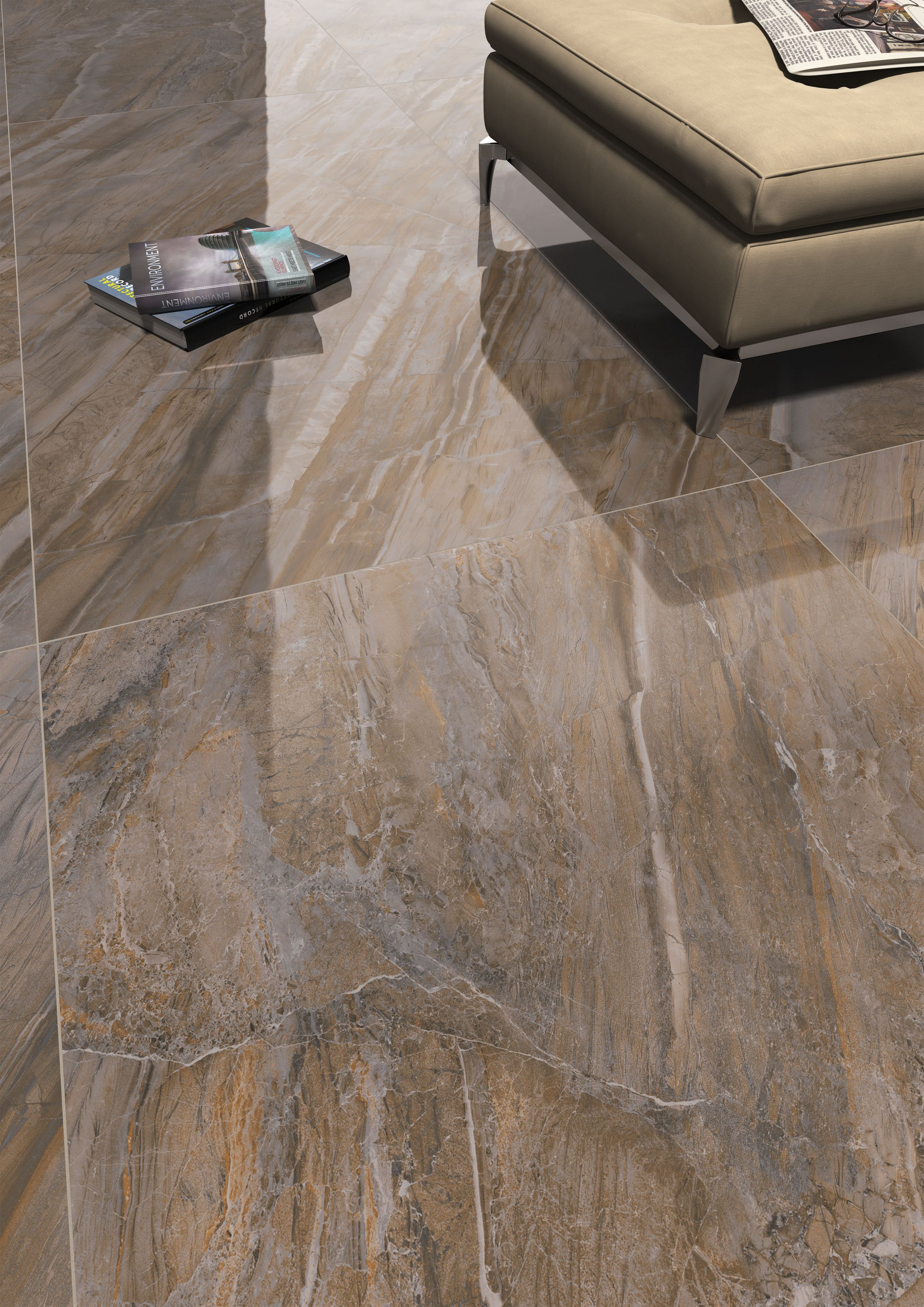 carrelage imitation marbre 80x80 brenta naturel rectifi