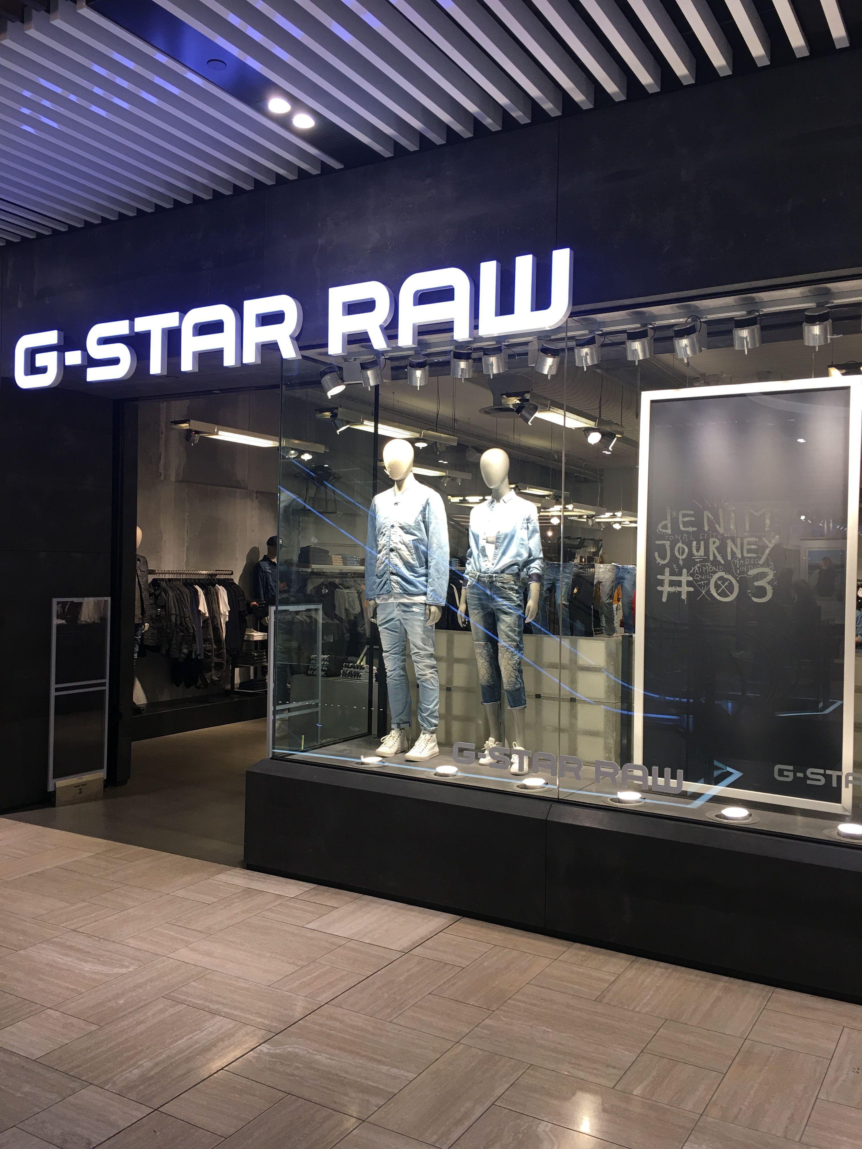 G Star Raw Melbourne Victoria Australia Where We Not Born To