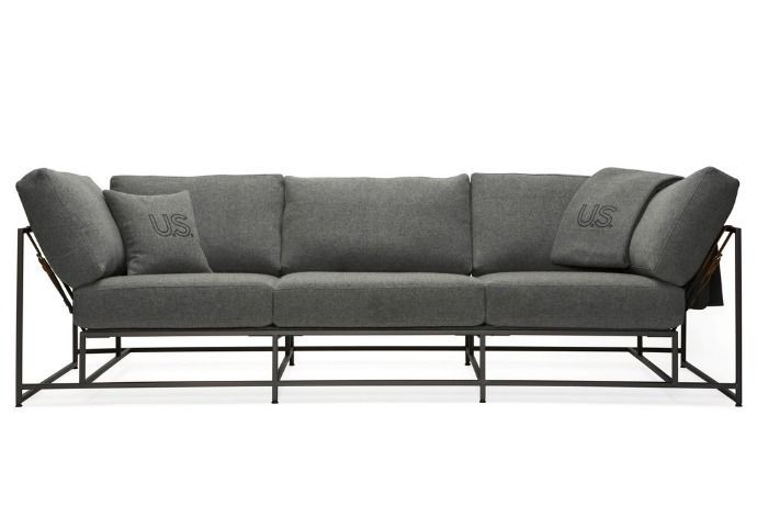 Stephen Kenn City Gym Sofa Contemporary Sofa Steel Sofa City Furniture