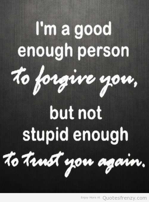Charmant Donu0027t Trust Twice #words #quotes #wisdom Www.shopsaule.com