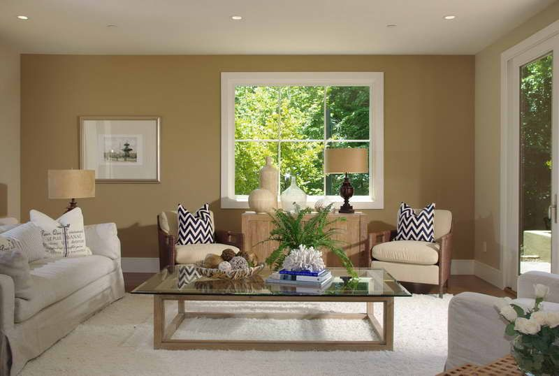 Neutral colors warm neutral paint colors for your for Neutral living room decor