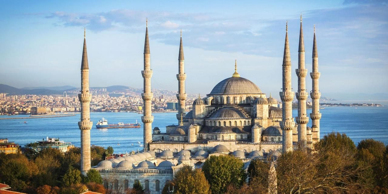 Buy Cheap Sale Essential Top - BLUE MOSQUE - ISTANBUL by VIDA VIDA Great Deals Get To Buy Online View Online ft5Yu