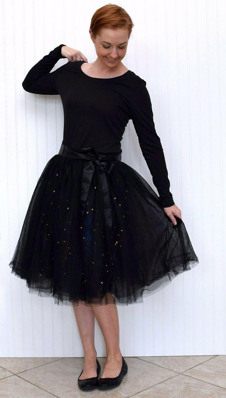 diy galaxy skirt with lights | sewing | pinterest | galaxy skirt