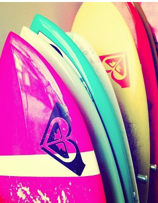 roxy boards awesome!