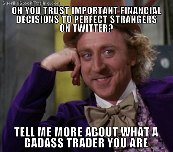 a35be62eacd78ca03a9f0fbcf865a217 stock trader jokes meme wall street funnies stock trading