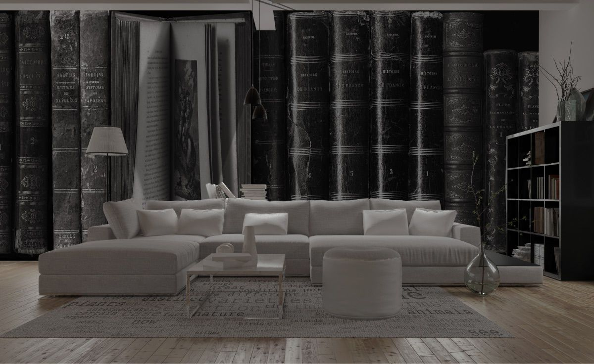 Panneau Library Napoleon Texam Home Home Design Home Decor
