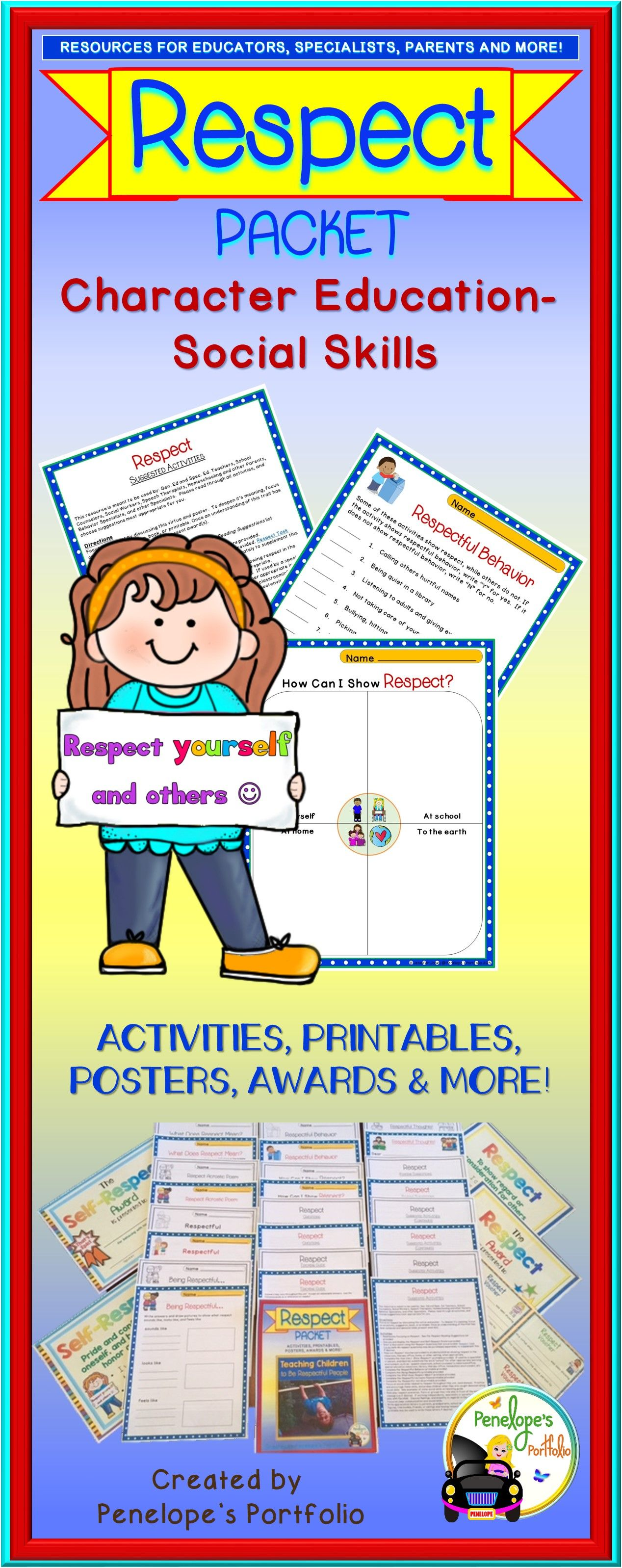 Respect Activities And Lessons