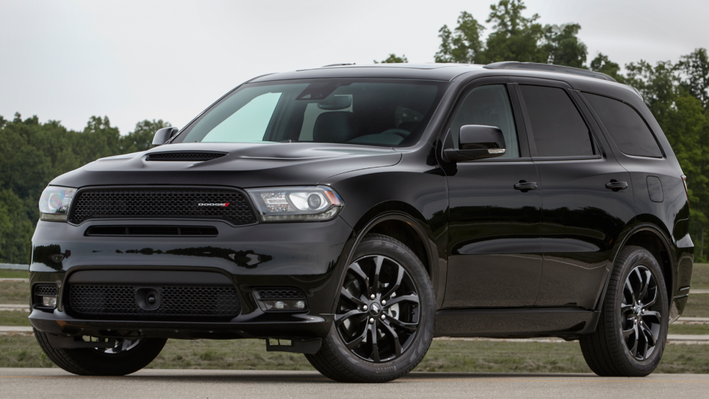 Reasons To Opt For The 2019 Durango Gt Dodge Durango Durango Dodge Vehicles