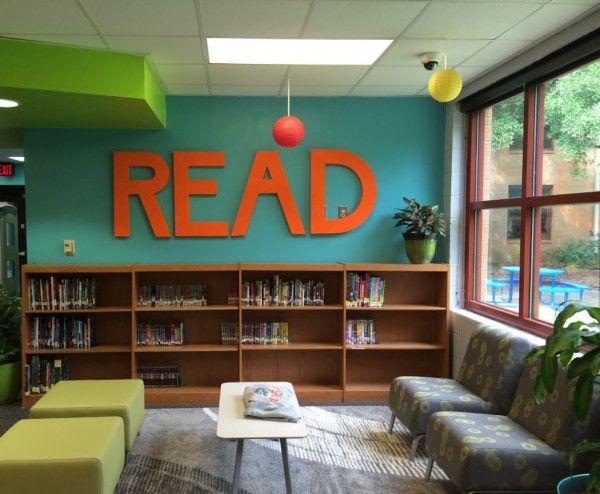 More Thrifty School Library Design Tips | School Library Journal ...