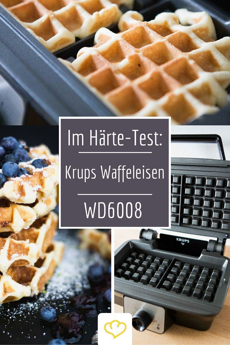 krups waffeleisen wd6008 der ultimative h rtetest mit l tticher waffeln die besten waffel. Black Bedroom Furniture Sets. Home Design Ideas