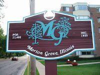 Morton Grove: My hometown's first-in-America gun ban in jeopardy #mortongrove Welcome to Morton Grove, Illinois. #mortongrove