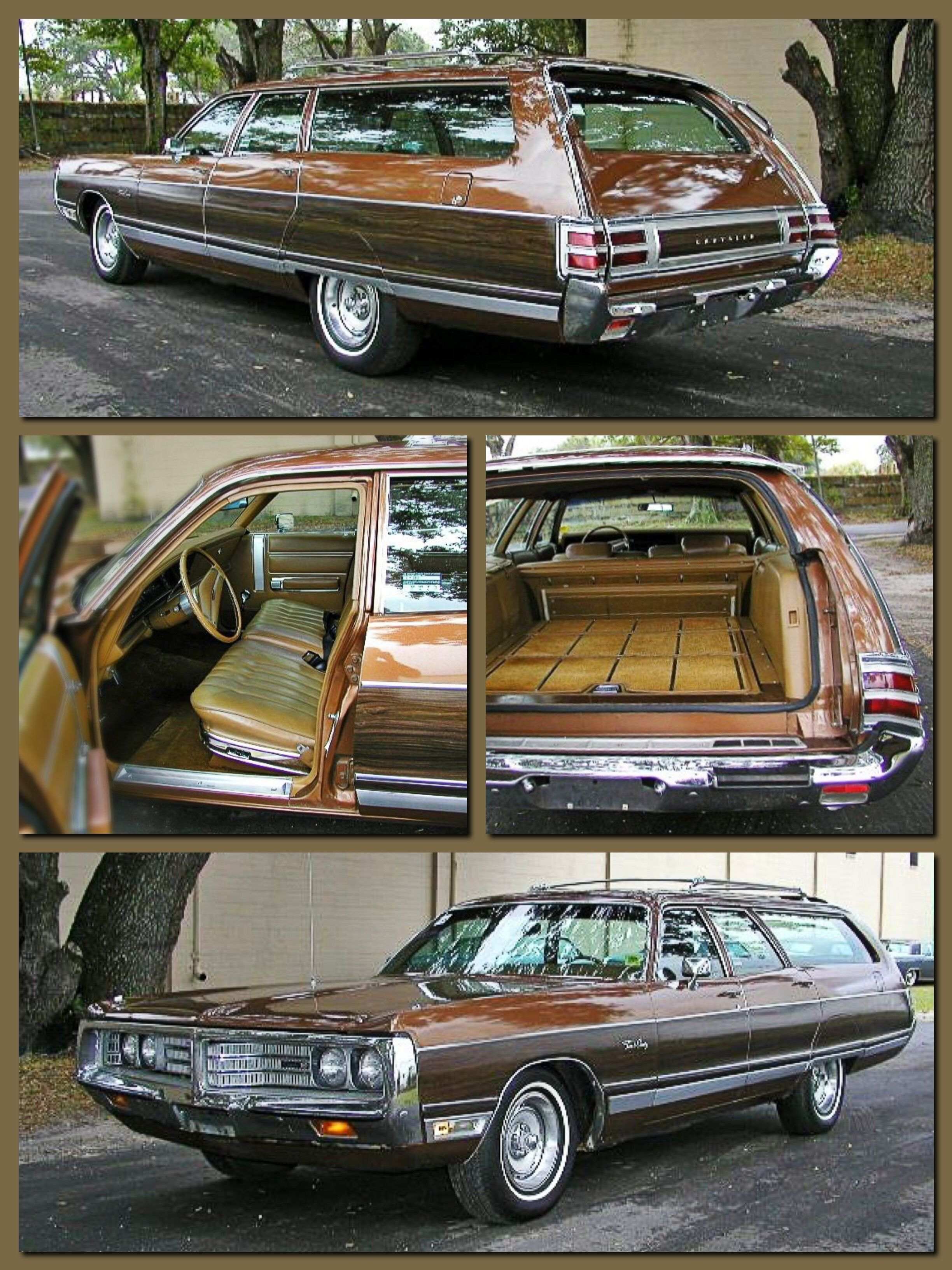 72 Chrysler Town Country Station Wagon Finder With Images