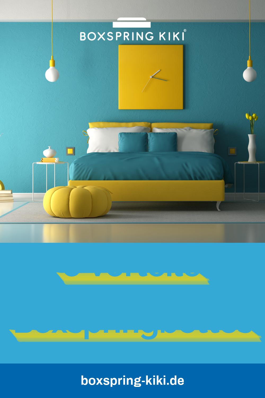 Betten Gehoren Zu Der Sorte Anschaffung Die Man Gut Planen Sollte