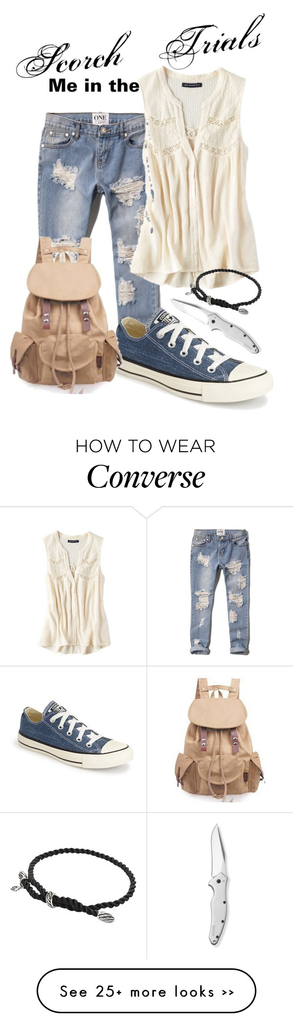 """""""Me in the Scorch Trials // Lexi"""" by maze-runner-fangirls on Polyvore"""