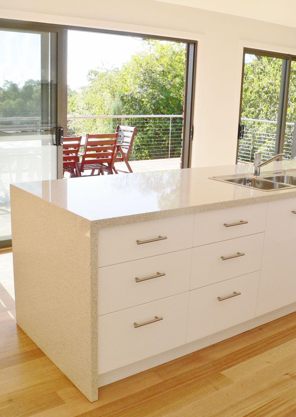 Caesarstone Gallery | Kitchen & Bathroom Design Ideas - Nimbus ...