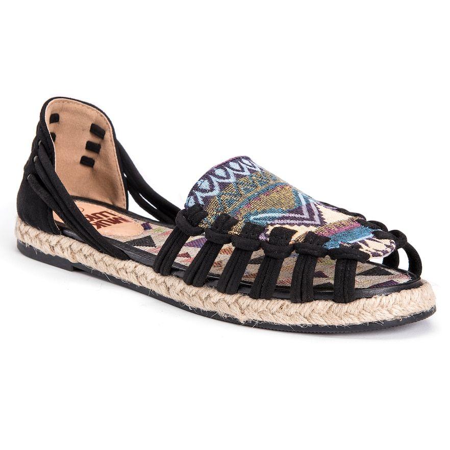 88cac31fd62 Muk Luks Alice Women's Sandals   Products   Flat sandals, Sandals, Shoes