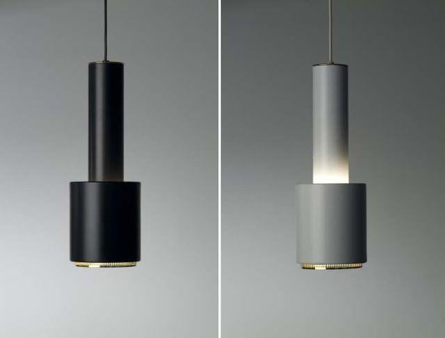 Alvar aalto a 110 black modernist pendant light by artek alvar aalto a 110 black modernist pendant light by artek stardust modern design mozeypictures Gallery