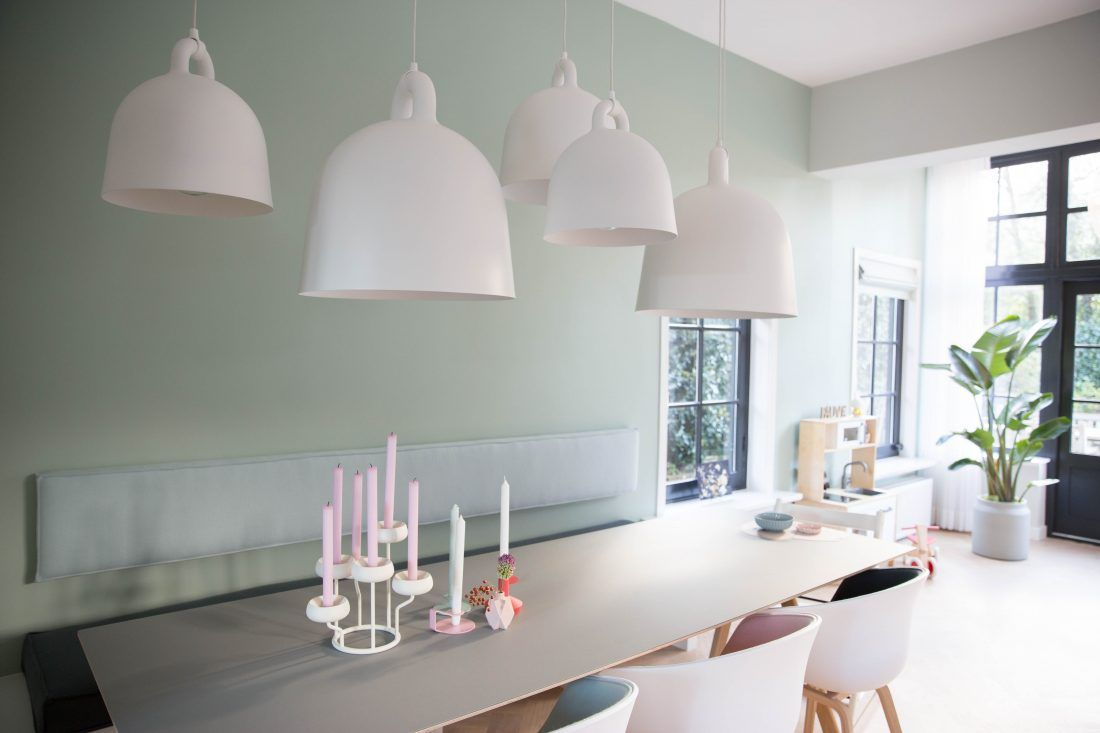 Femkeido Interior Design | Monumentaal Pand Apeldoorn | Eetkamer ...