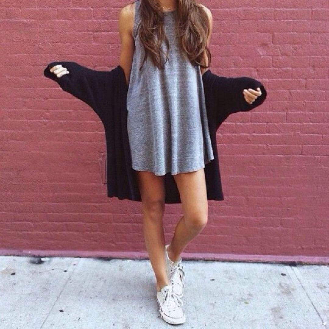 white converse shoes outfit tumblr vestidos apretados