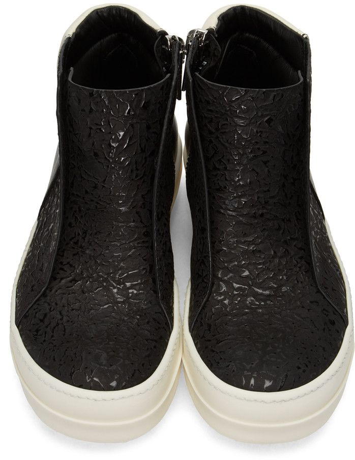 Rick Owens Island Dunk Combo High-Top Sneakers Deals For Sale 100% Authentic Outlet Manchester New Arrival Online Cheap Sale Pay With Visa x7mtUUvXy6