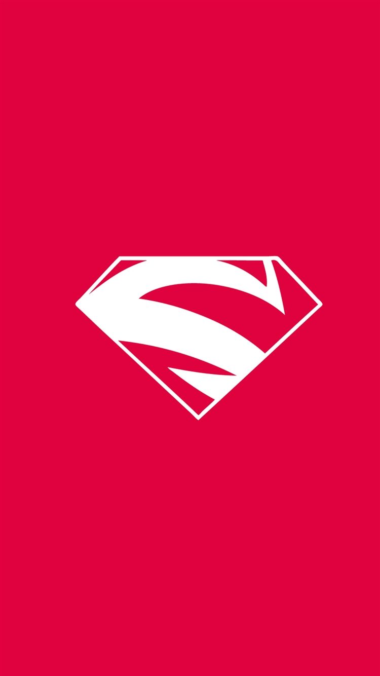 Tap and get the free app unicolor superhero symbol superman unicolor superhero symbol superman movies red simple biocorpaavc Gallery