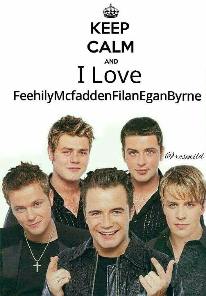 FeehilyMcfaddenFilanEganByrne | WESTLIFE | Shane filan ...