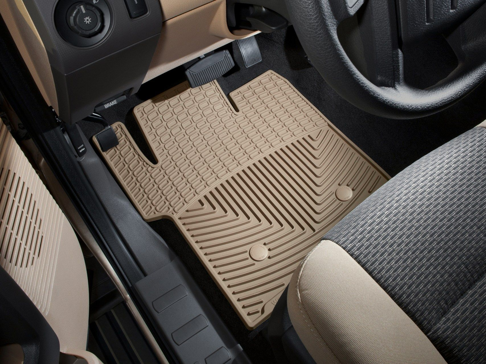 weathertech mat floor bmw mats car in a