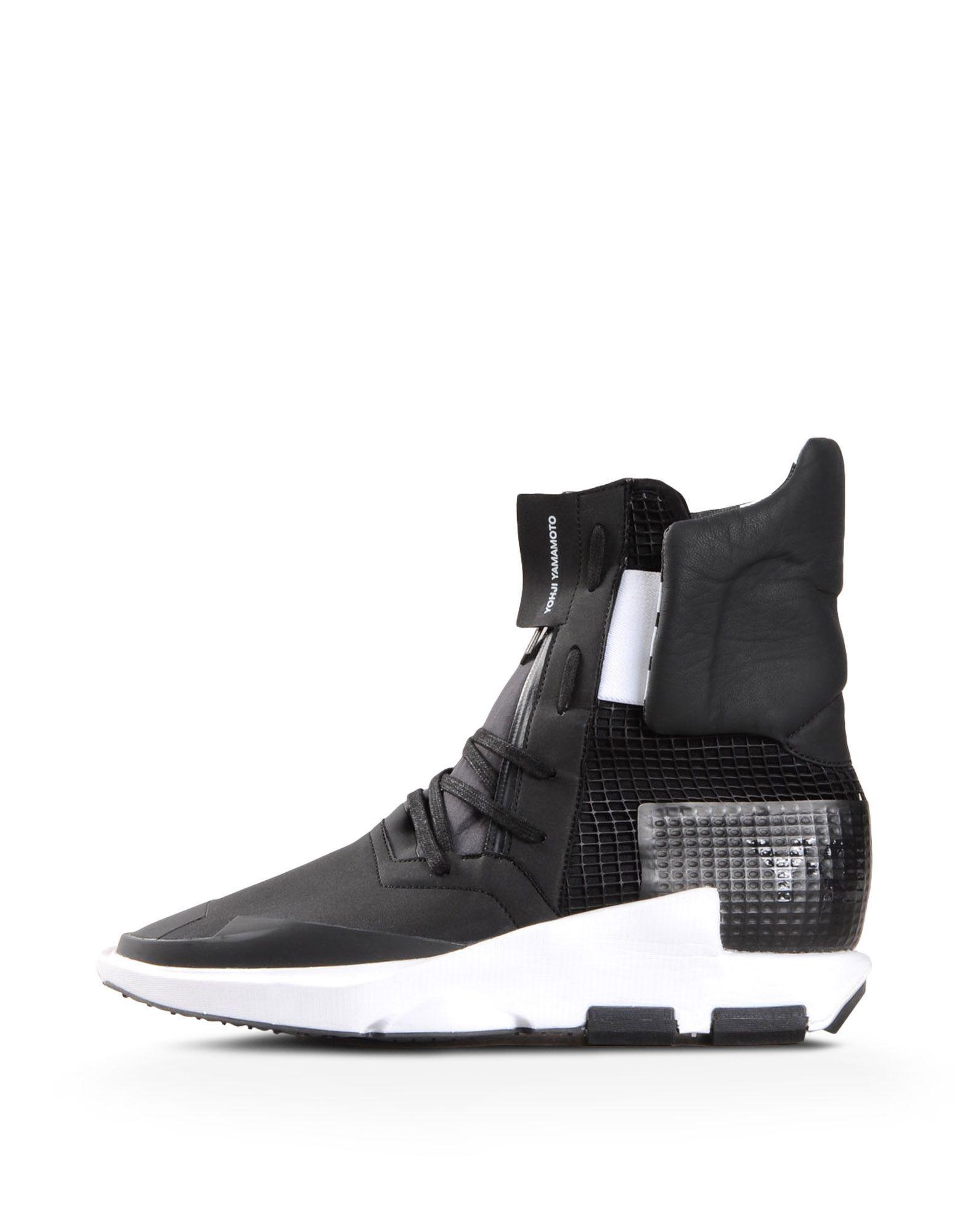Y-3S-Nentish hi-top sneakers 100% Authentique Vente En Ligne Achat Vente Pas Cher Ebay Vente En Ligne QGMWar