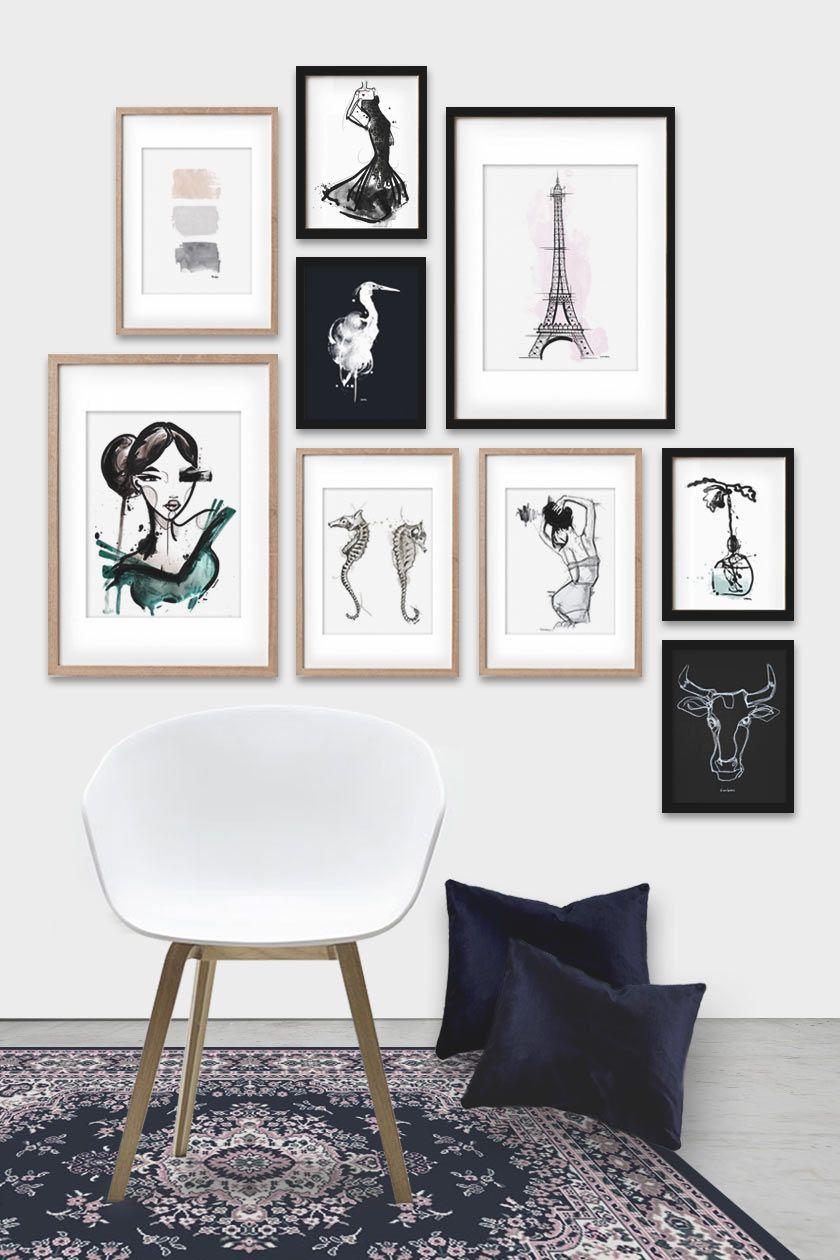 Art news by sara woodrow interior design pinterest gallery