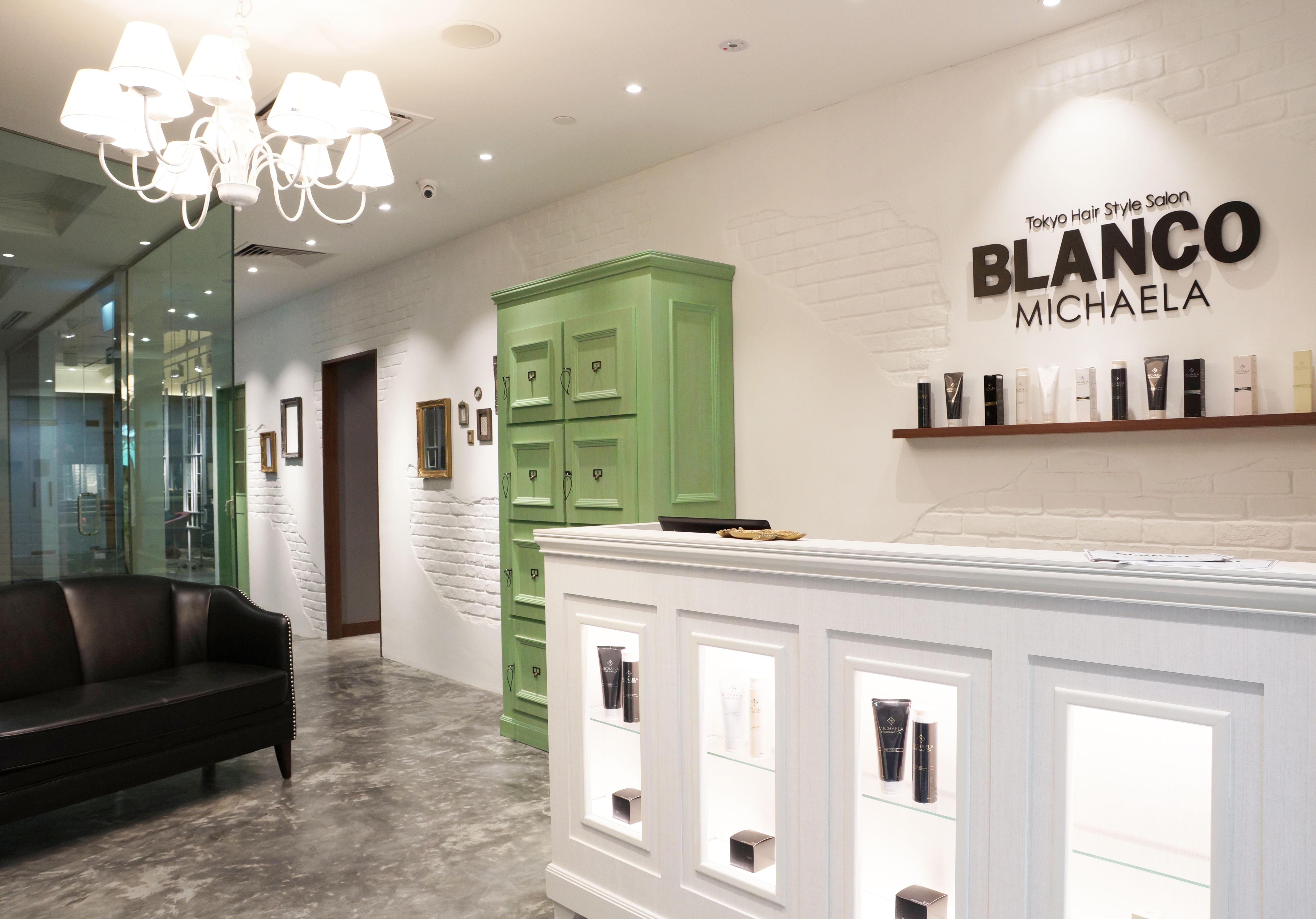 Japanese Hair salon BLANCO Michaela in SIngapore ...