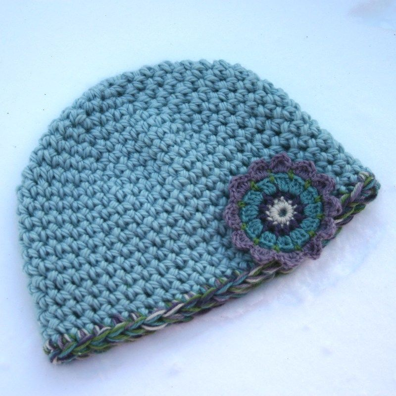 Free Crochet Pattern The Quickest, Easiest Hat Crochet