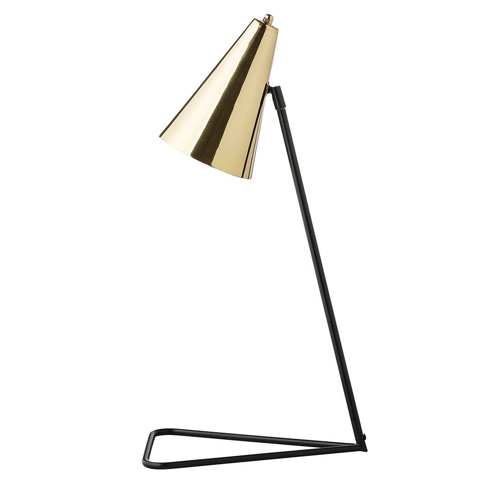 Bloomingville Table Lamp H59cm, Brass, Bloomingville | home wish ...