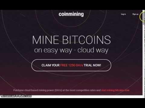 bitcoin cloud mining trial free)