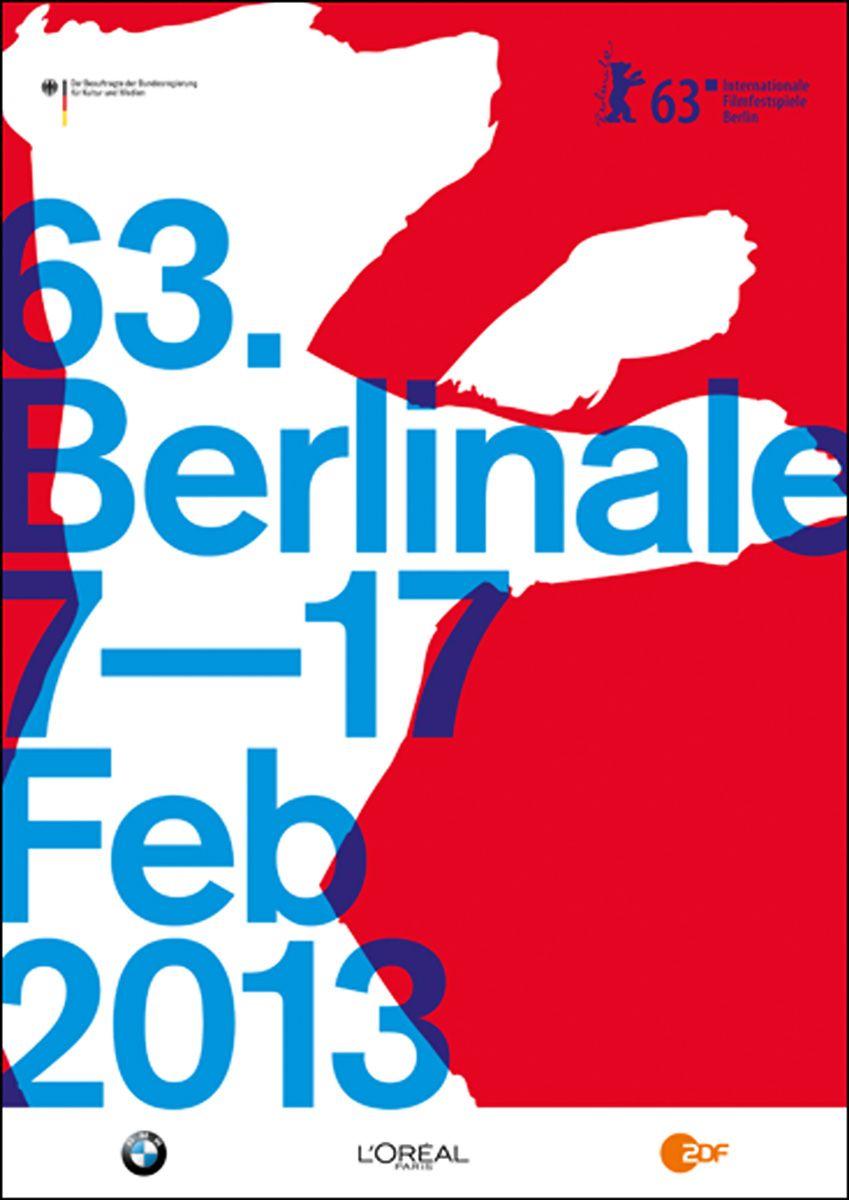 2013 Berlin International Film Festival Opening Day Filmfestival Poster Filme Filmfestspiele